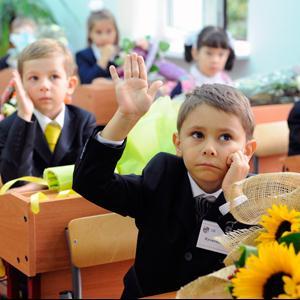 Школы Октябрьского