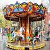 Парки культуры и отдыха в Октябрьском