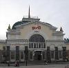 Железнодорожные вокзалы в Октябрьском