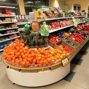 Супермаркеты Октябрьского