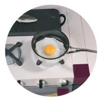 Кафе Кавказская кухня - иконка «кухня» в Октябрьском