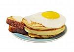Закусочная Харчевня Три Пескаря - иконка «завтрак» в Октябрьском